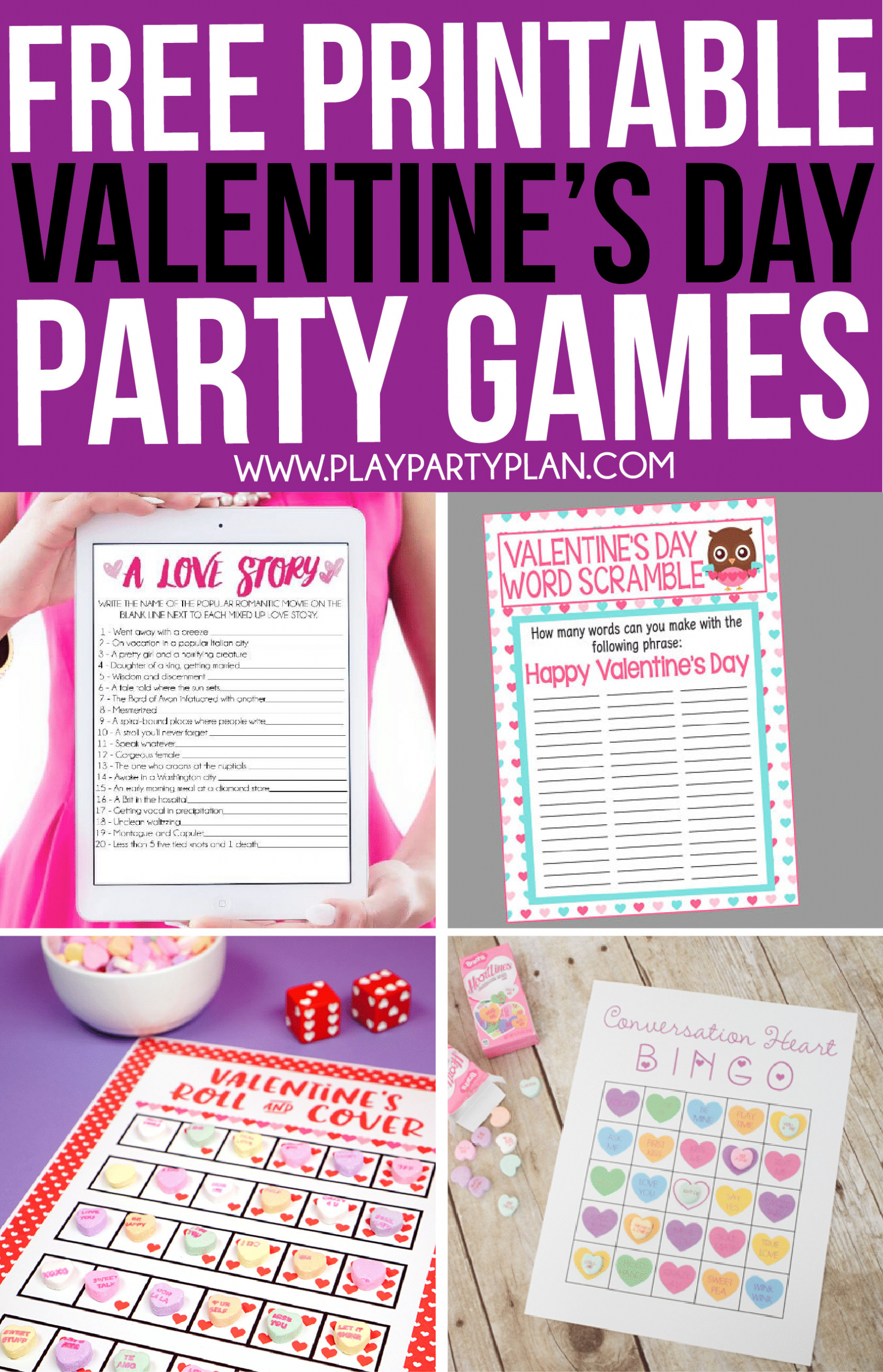 Valentine Party Games For Kids  30 Valentine s Day Games Everyone Will Absolutely Love