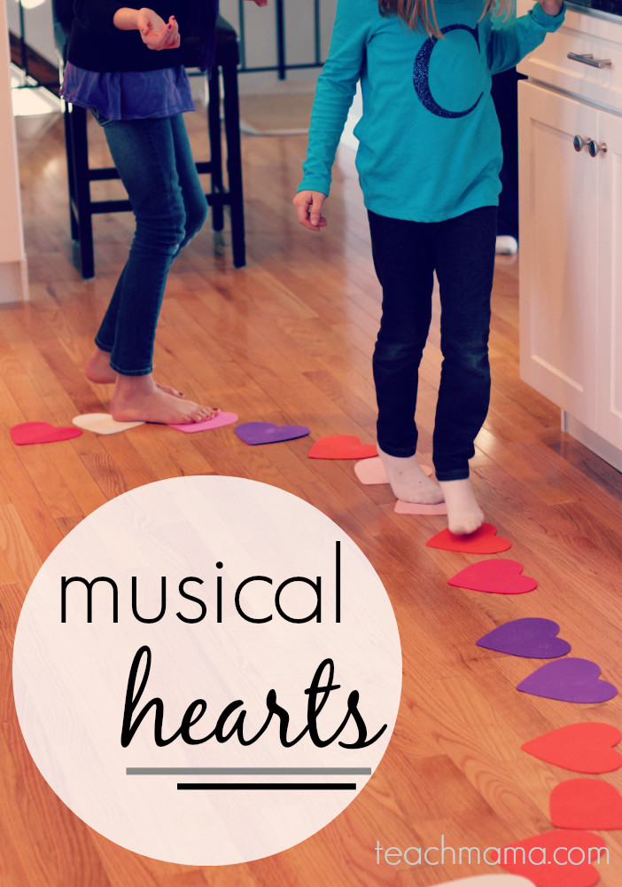 Valentine Party Games For Kids  12 Naturally Sweet Ideas for a Healthy School Valentine