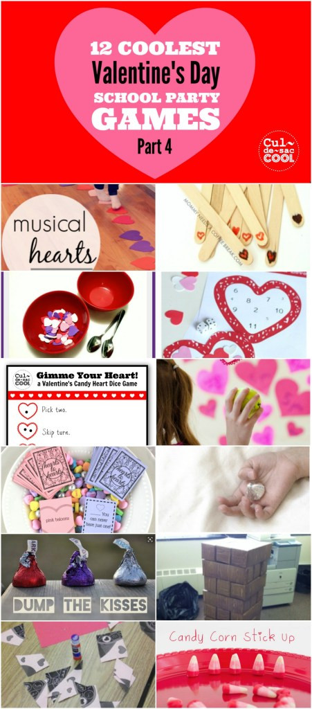 Valentine Party Games For Kids  12 COOLEST VALENTINE'S DAY SCHOOL PARTY GAMES — PART 4