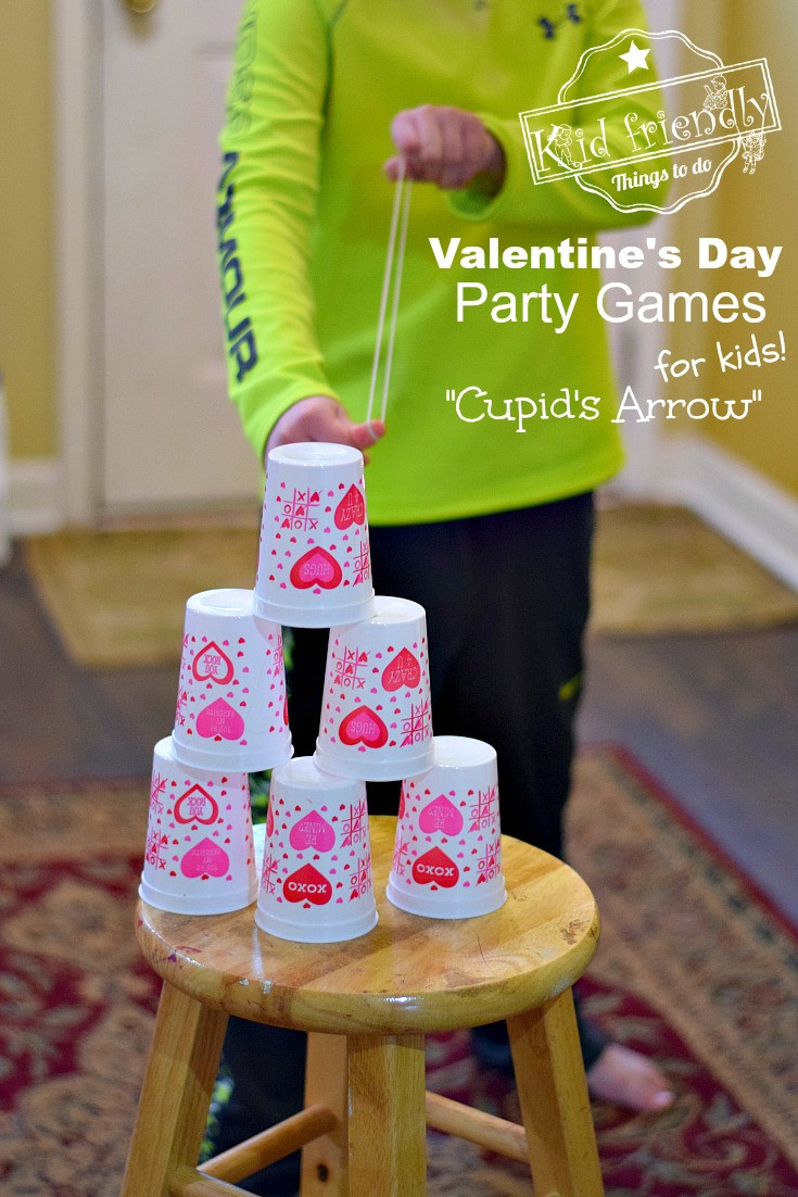 Valentine Party Games For Kids  9 Hilarious Valentine s Day Games for Kids Minute to Win