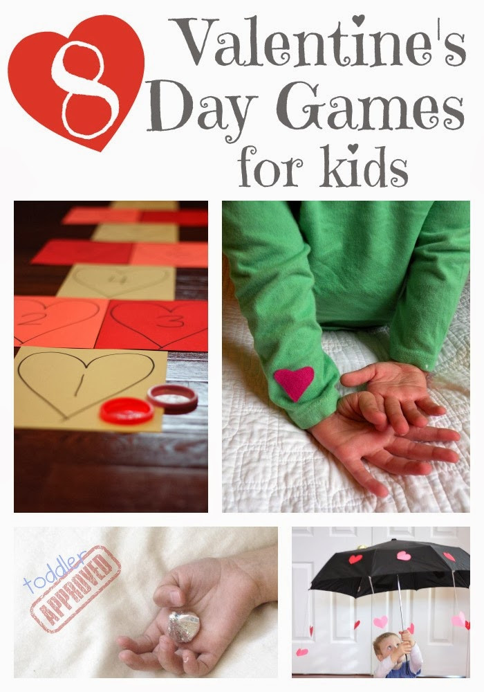 Valentine Party Games For Kids  Toddler Approved 8 Valentine s Day Games for Kids
