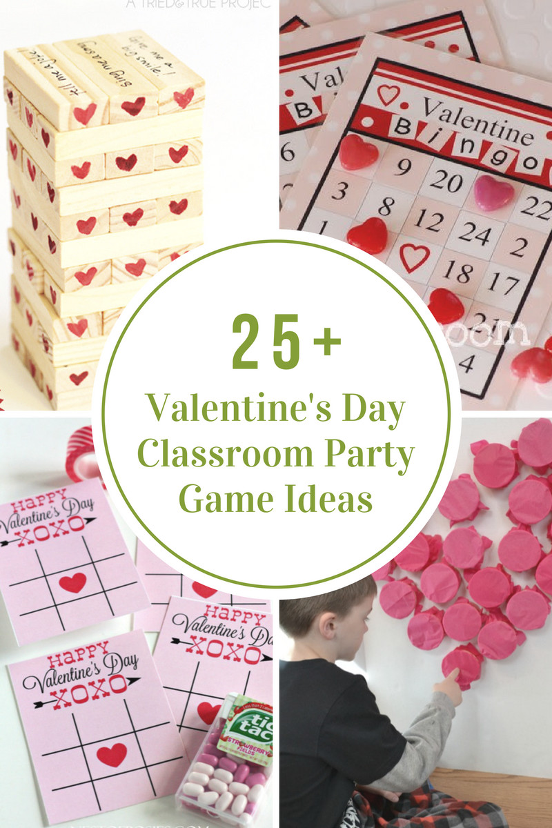 Valentine Party Games For Kids  Valentine s Day Classroom Party Games The Idea Room