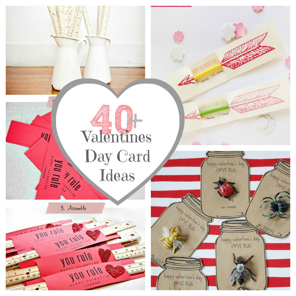 Valentine'S Day Gift Card Ideas  40 Valentines Day Card Ideas & Gifts for Classmates The