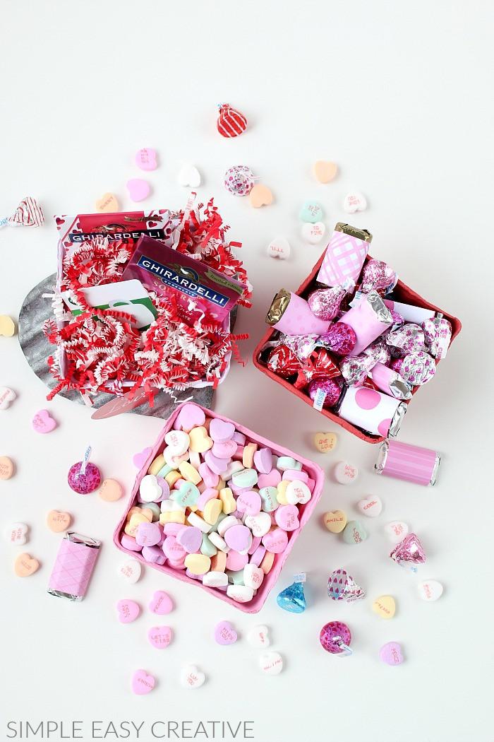 Valentine'S Day Gift Card Ideas  Simple Valentine s Day Gift Ideas Hoosier Homemade