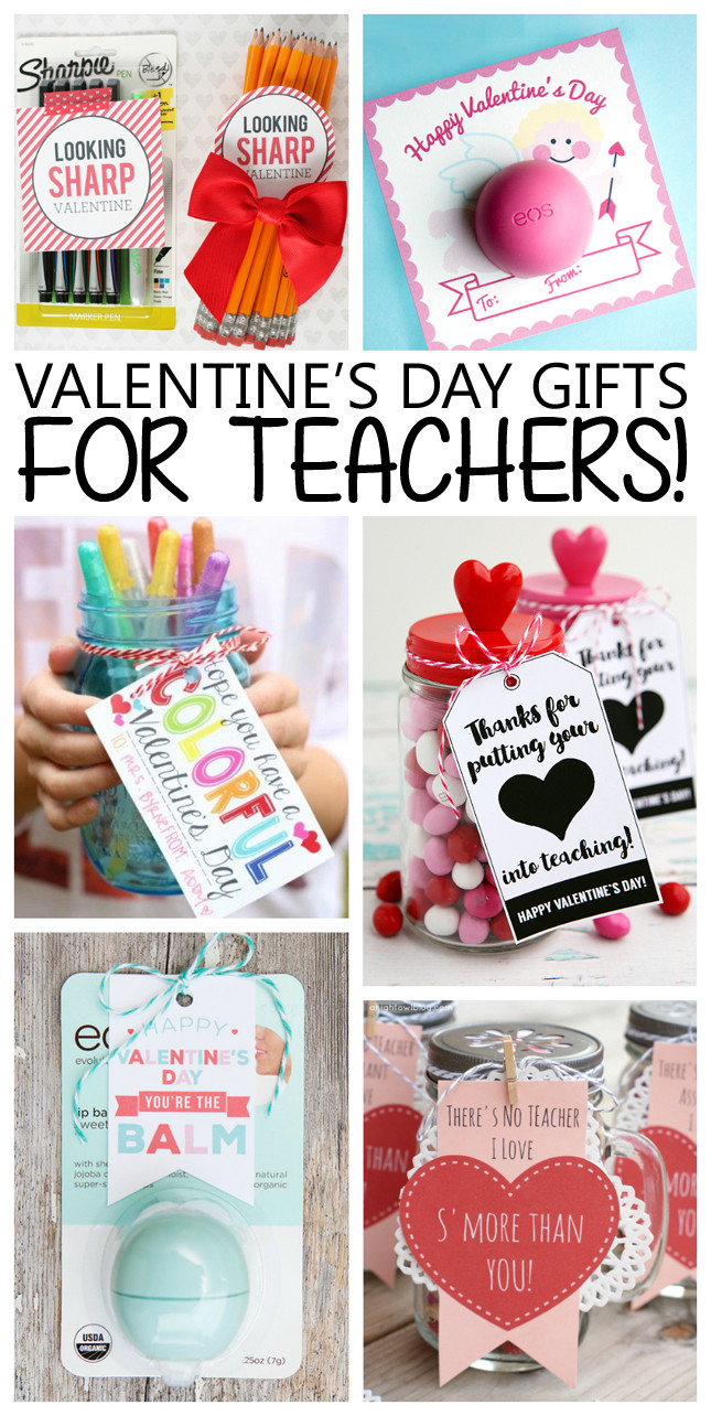 Valentine'S Day Gift Card Ideas  Thanks For Putting Your Heart Into Teaching Eighteen25