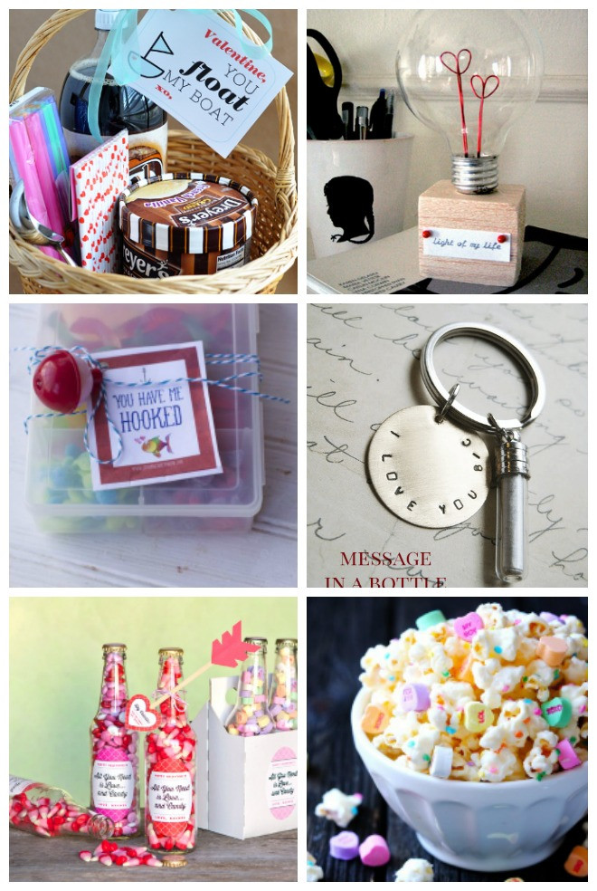 Valentines Day Gifts For Him DIY  10 DIY Valentine's Day Gifts for Him – Tip Junkie