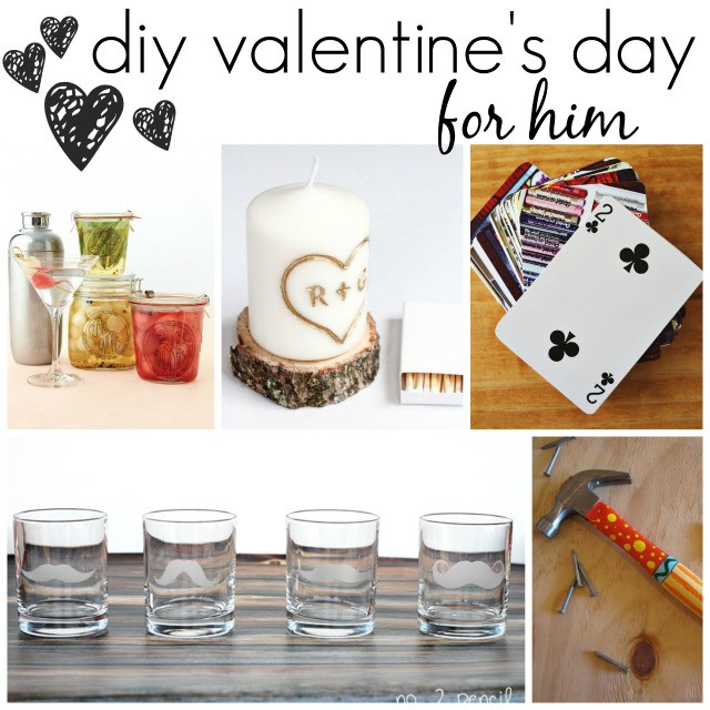 Valentines Day Gifts For Him DIY  DIY Valentine s Day Gifts for Him Made To Travel