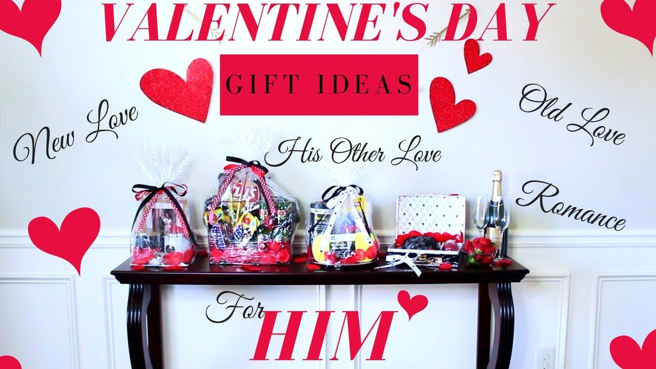 Valentines Day Gifts For Him DIY  DIY VALENTINE S DAY GIFT IDEAS FOR HIM