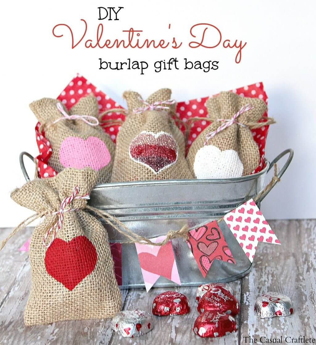 Valentines Day Gifts For Him DIY  45 Homemade Valentines Day Gift Ideas For Him