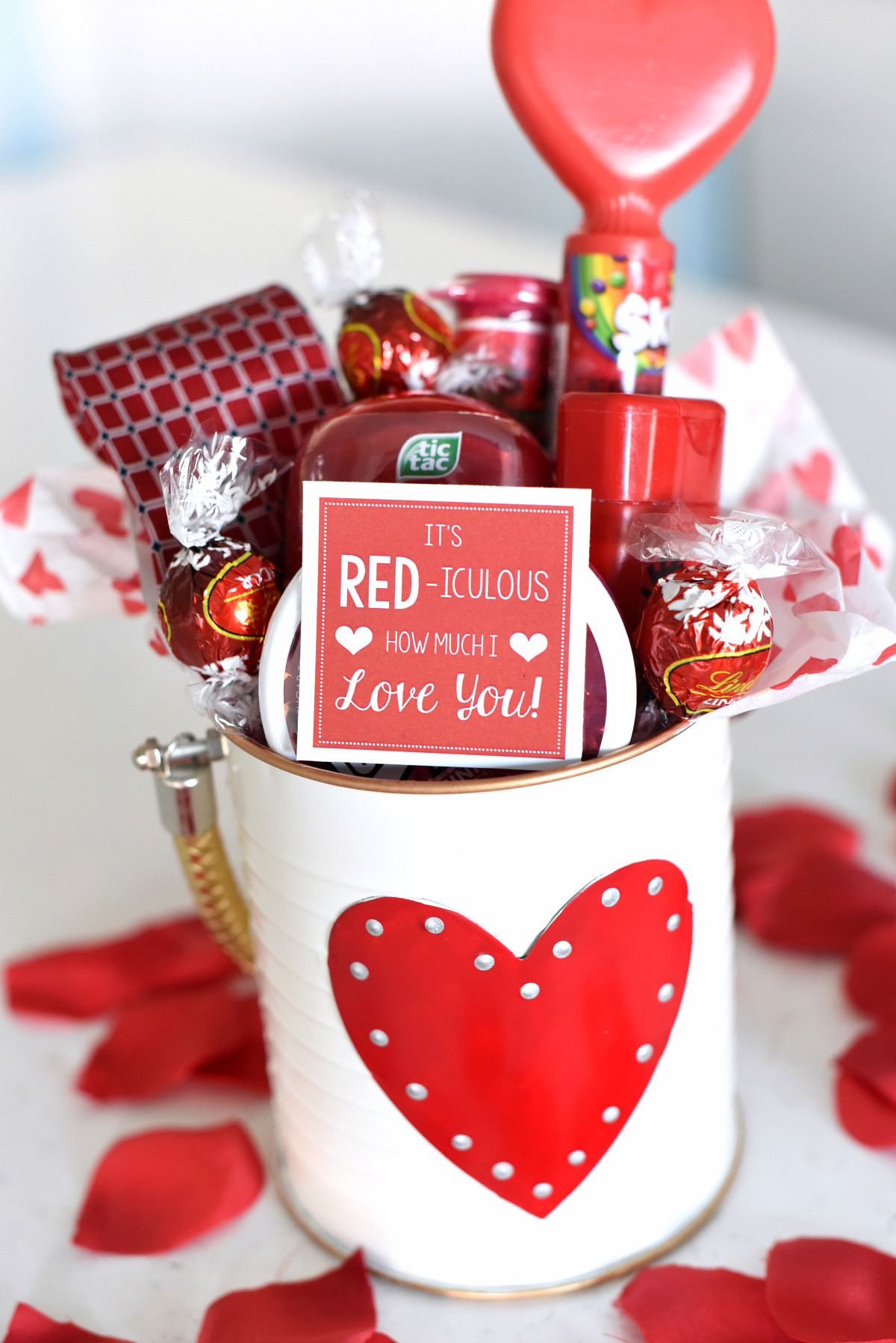 Valentines Day Gifts For Him DIY  25 DIY Valentine s Day Gift Ideas Teens Will Love