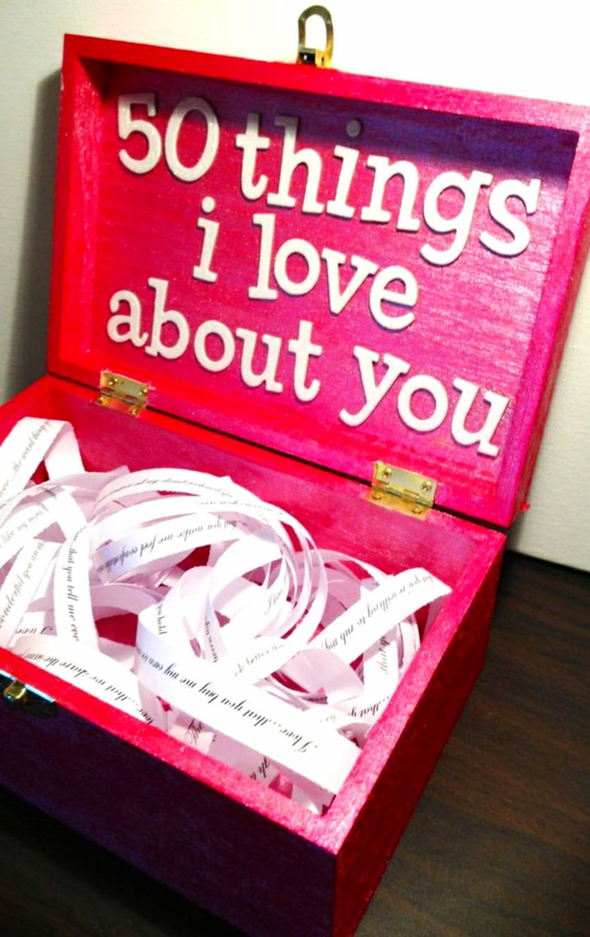 Valentines Day Gifts For Him DIY  26 Homemade Valentine Gift Ideas For Him DIY Gifts He