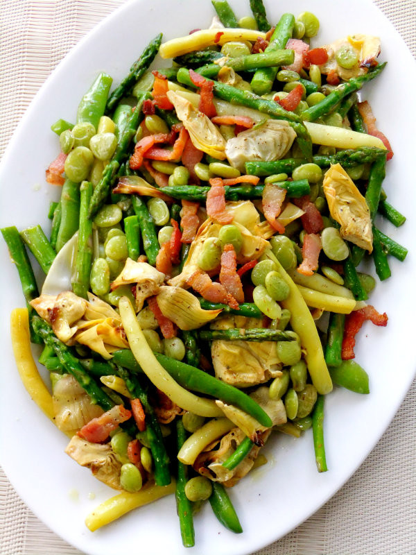 Vegetable Side Dishes  Special Occasion Side Dish Proud Italian Cook