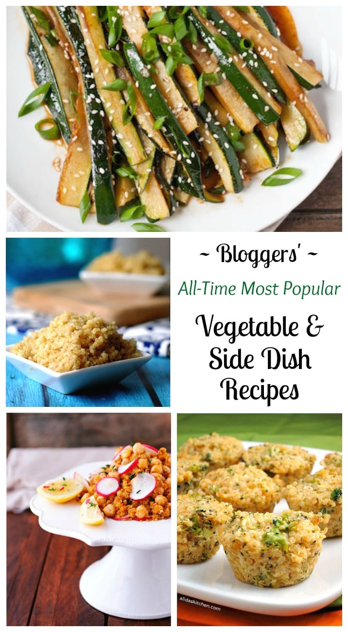 Vegetable Side Dishes Healthy  6 All Time Best Healthy Side Dish and Ve able Recipes