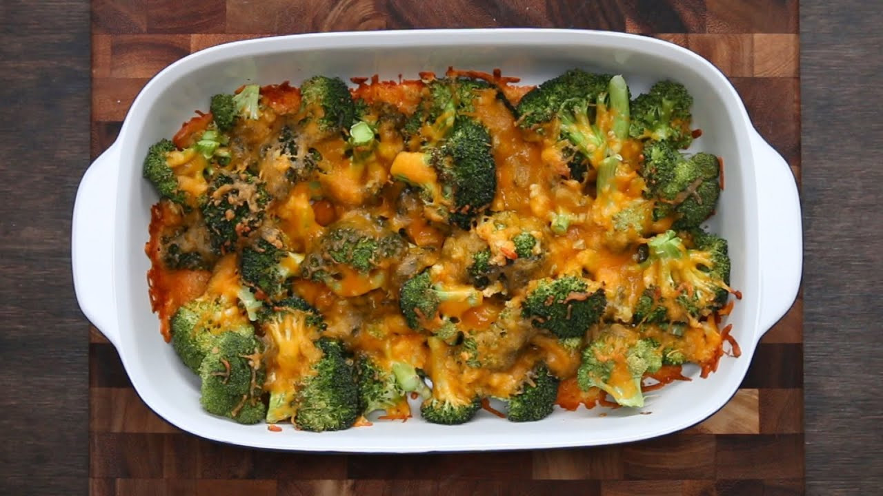 Vegetable Side Dishes Healthy  4 Easy 3 Ingre nt Ve able Side Dishes