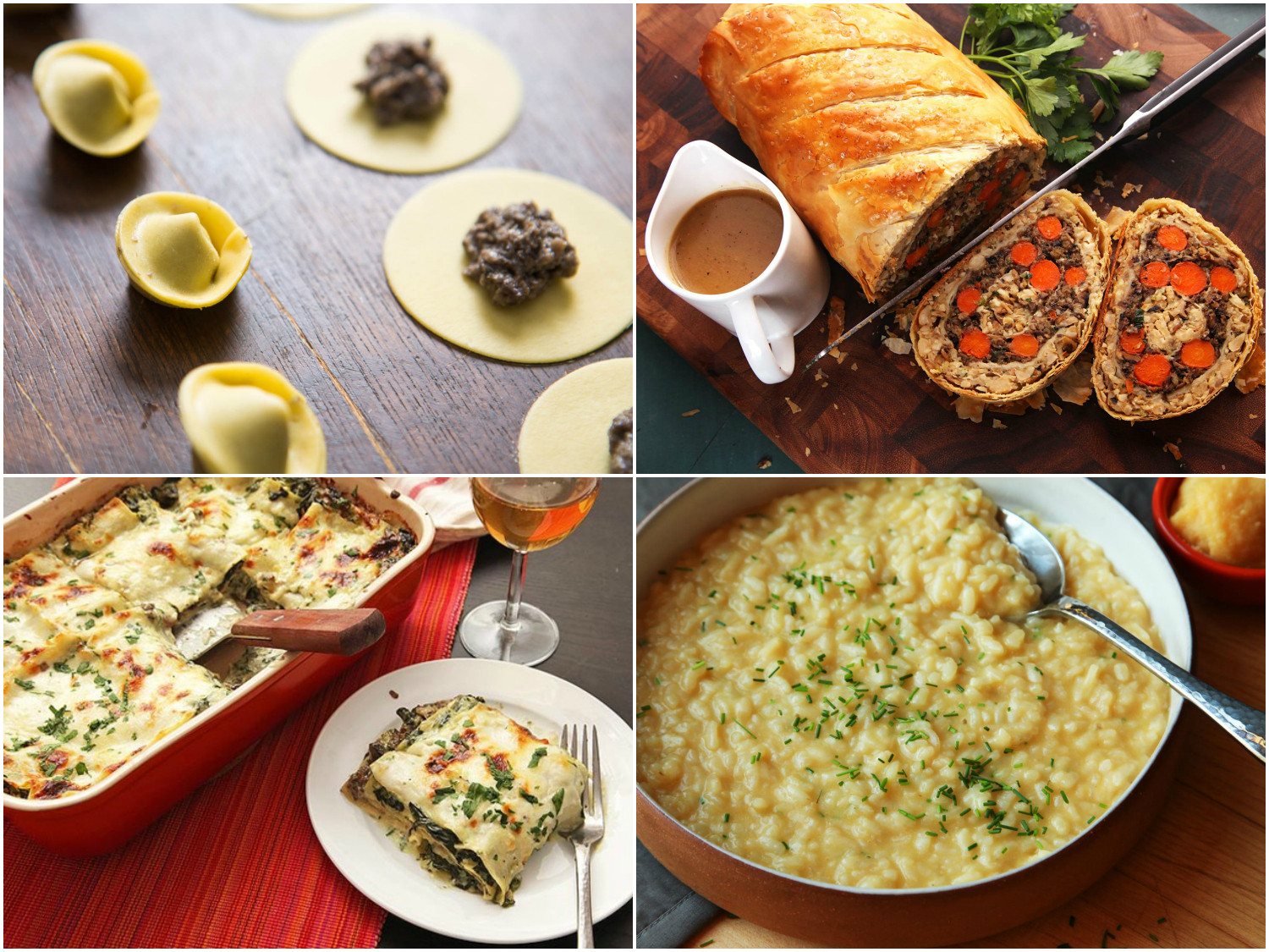 Vegetarian Holiday Main Dishes  13 Festive Ve arian Main Dishes That Even Omnivores Will