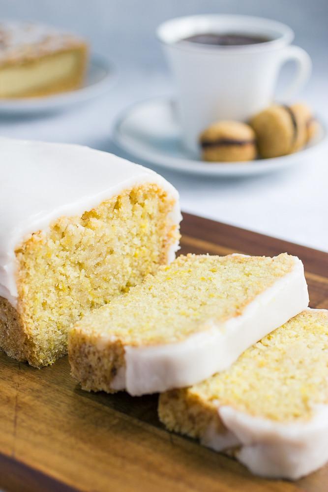 Vegetarian Lemon Cake Recipe  Vegan Lemon Cake Recipe