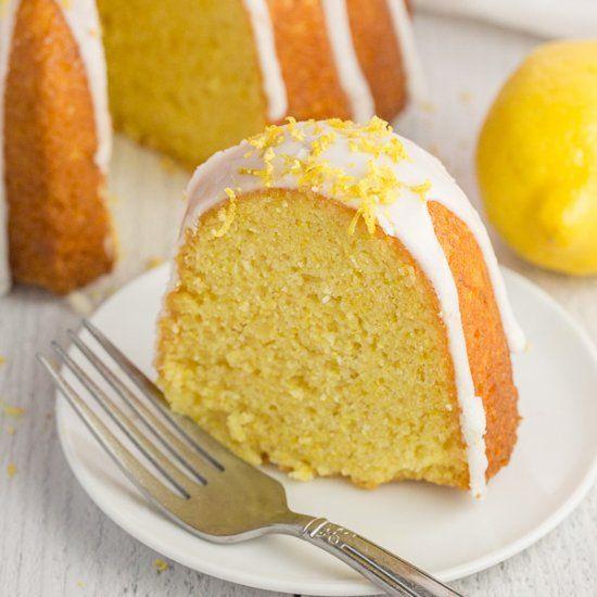 Vegetarian Lemon Cake Recipe  The best vegan lemon cake you ll ever eat moist tangy