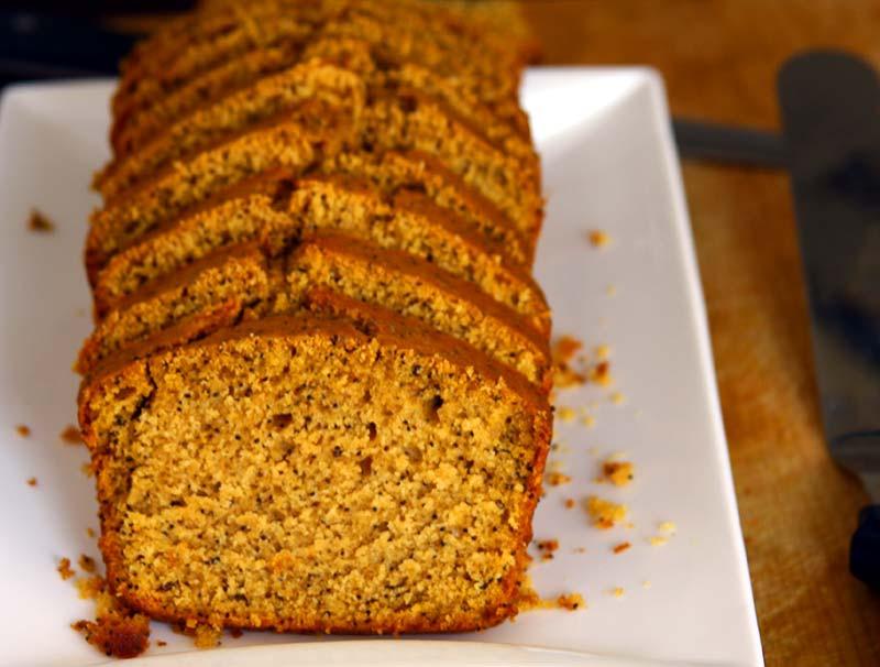 Vegetarian Lemon Cake Recipe  Vegan Lemon Poppy Seed Cake Recipe