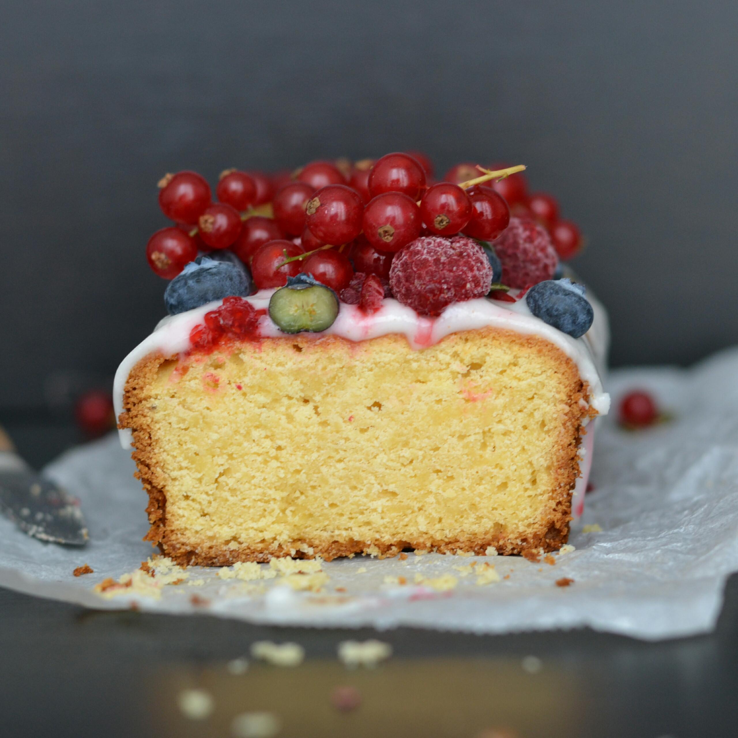 Vegetarian Lemon Cake Recipe  Gluten free vegan cake Anne Travel Foo