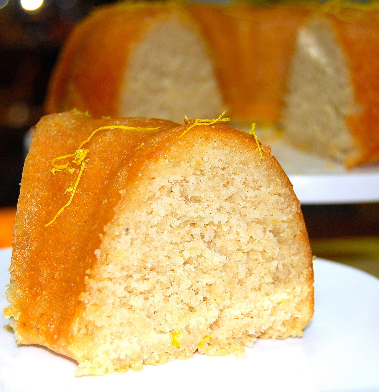 Vegetarian Lemon Cake Recipe  Vegan Lemon Poppy Seed Cake Holy Cow Vegan Recipes
