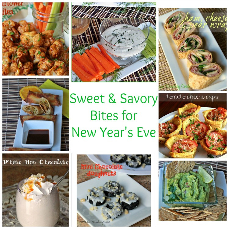 Vegetarian New Year Eve Recipes  Easy Recipes For New Year s Eve