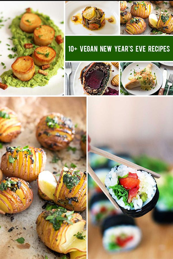 Vegetarian New Year Eve Recipes  10 Vegan New Year s Eve Recipes That Will WOW Your Guests