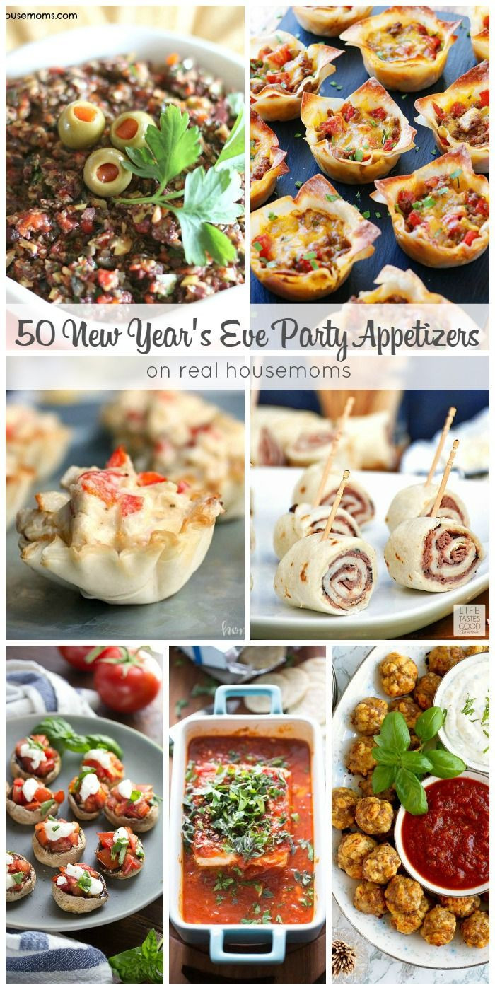 Vegetarian New Year Eve Recipes  Get your soirée started with our 50 NEW YEAR S EVE PARTY