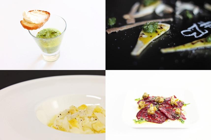 Vegetarian New Year Eve Recipes  Ve arian New Year s Eve Menu AterietAteriet