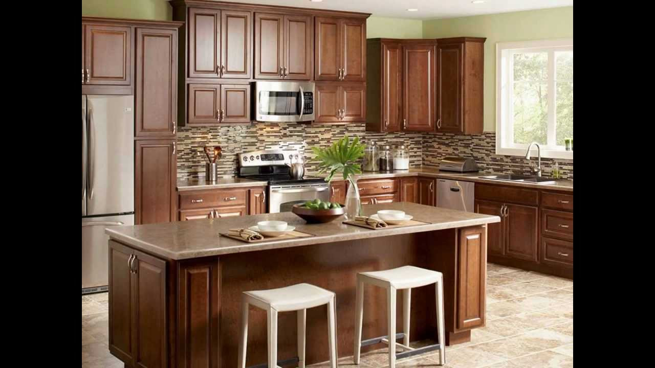 Wall Cabinet Kitchen  Kitchen Design Tip Using Wall Cabinets as Base Cabinets