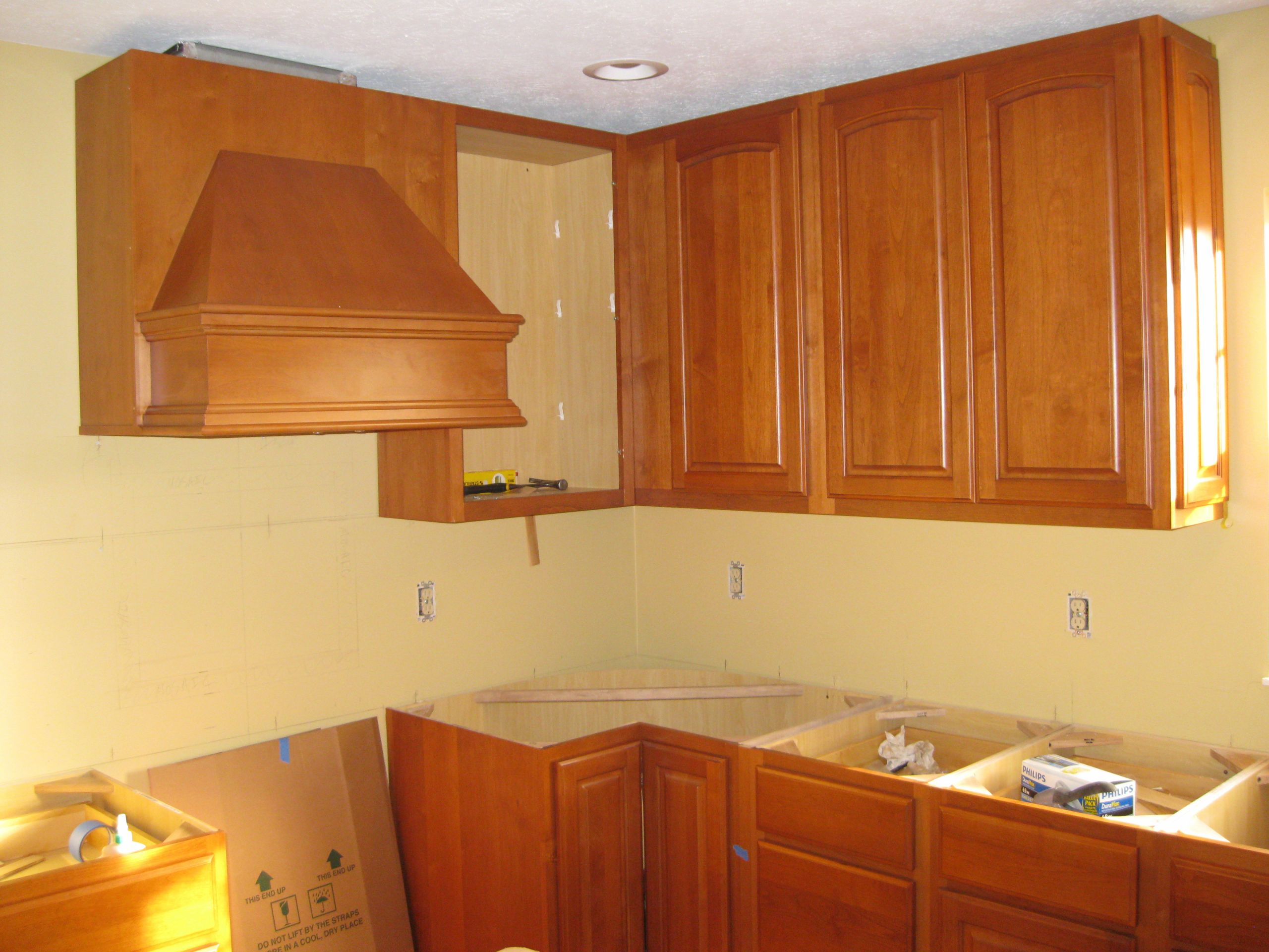 Wall Cabinet Kitchen  West Chester Kitchen fice Wall Cabinets Remodeling