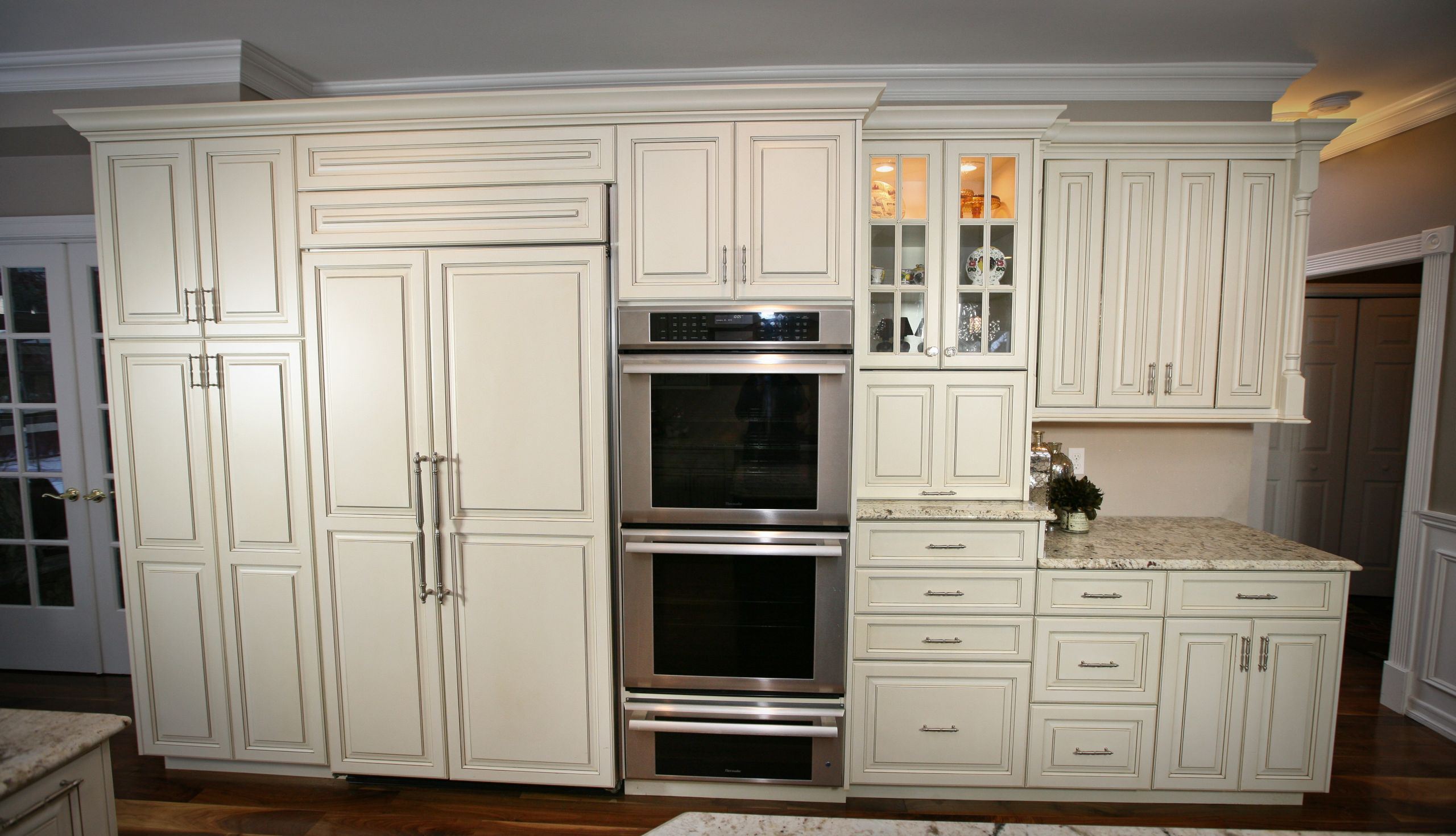 Wall Cabinet Kitchen  Perfect Balance Kitchen Wall New Jersey by Design Line