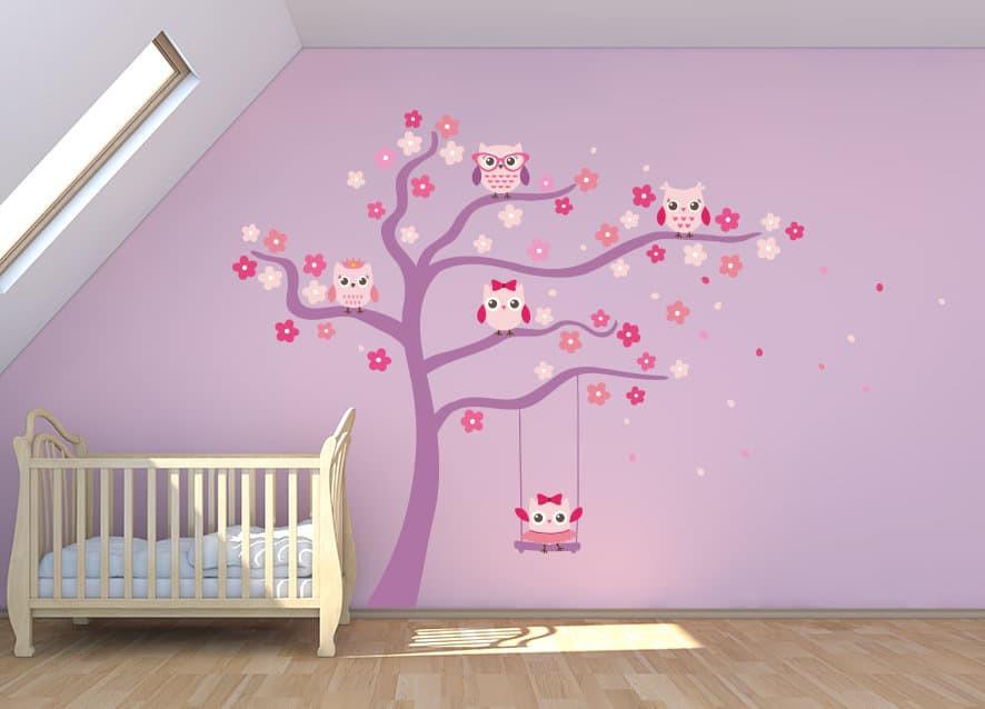 Wall Decals For Girl Bedroom  Girls Bedroom Wall Decals Wall Stickers for Girls