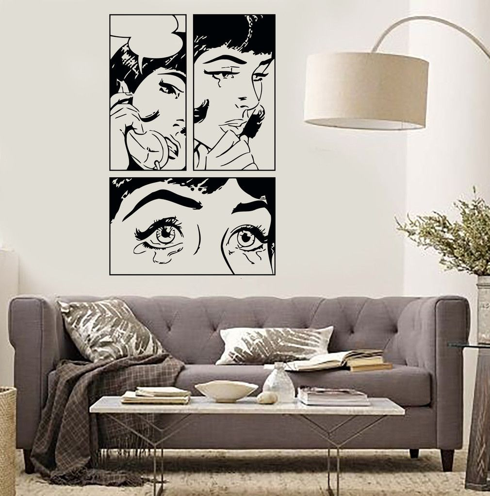 Wall Decals For Girl Bedroom  Pin on teen room