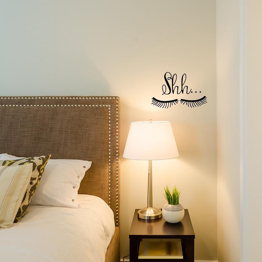 Wall Decals For Girl Bedroom  2019 Vinyl Wall Sticker Girls Bedroom Decor Cute Beautiful