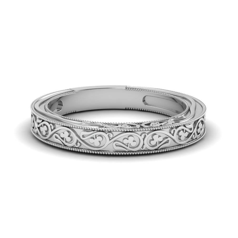 Wedding Band Engravings  15 Best Ideas of Engraving Mens Wedding Bands
