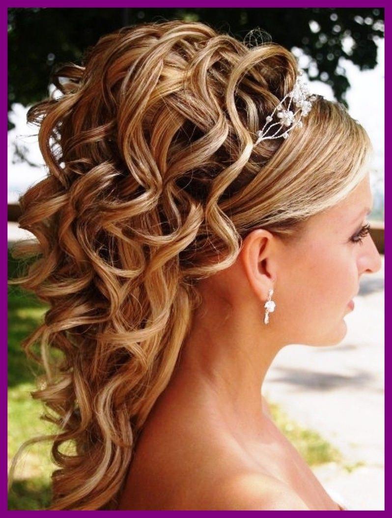 Wedding Guest Hairstyles DIY  2020 Popular Wedding Guest Hairstyles For Medium Length Hair