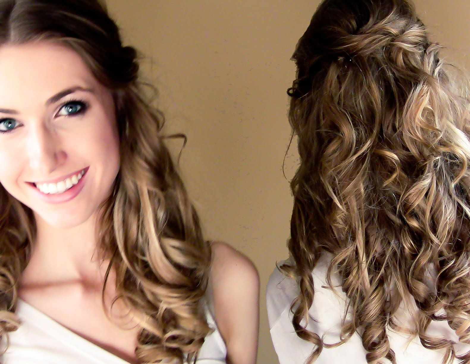 Wedding Guest Hairstyles DIY  Wedding Guest Hairstyles with Bangs