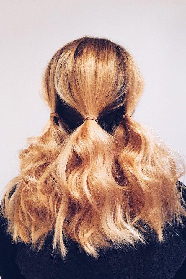 Wedding Guest Hairstyles DIY  DIY Wedding Hair Easy DIY Updo Hair Tutorial