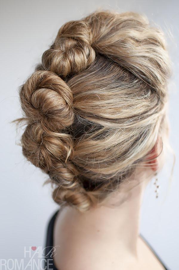 Wedding Guest Hairstyles DIY  Braids twists and buns 20 easy DIY wedding hairstyles