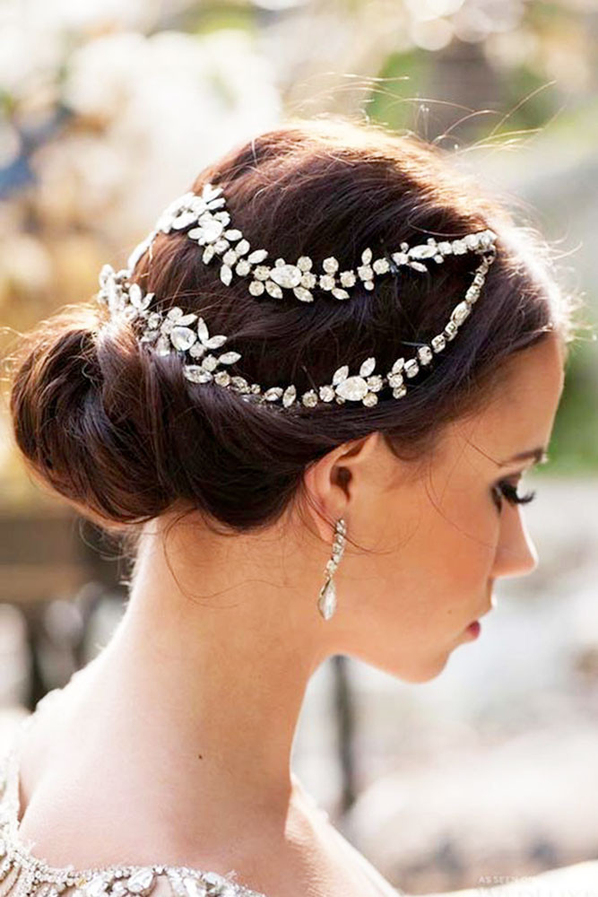 Wedding Hairstyles Brides  Wedding Hairstyles 2017 Top Hair Ideas for 2017 Brides