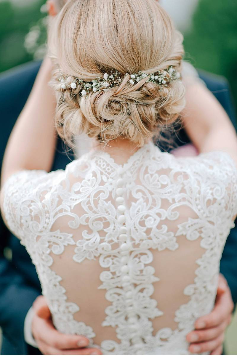 Wedding Hairstyles Brides  25 Drop Dead Bridal Updo Hairstyles Ideas for Any Wedding