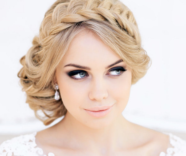 Wedding Hairstyles Round Face  Hairstyles for round faces – inspiring ideas for women of
