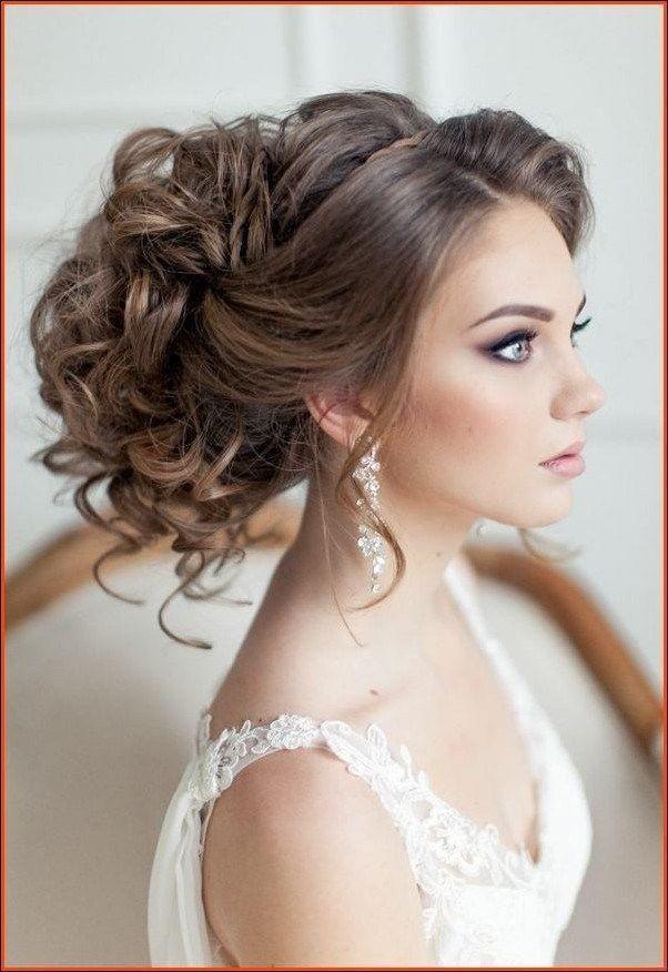 Wedding Hairstyles Round Face  Wedding Hair And Makeup For Round Face Mugeek Vidalondon