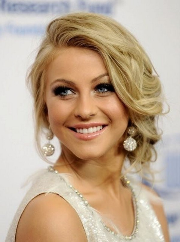 Wedding Hairstyles Round Face  20 Wedding Hairstyles for Round Faces Ideas Wohh Wedding