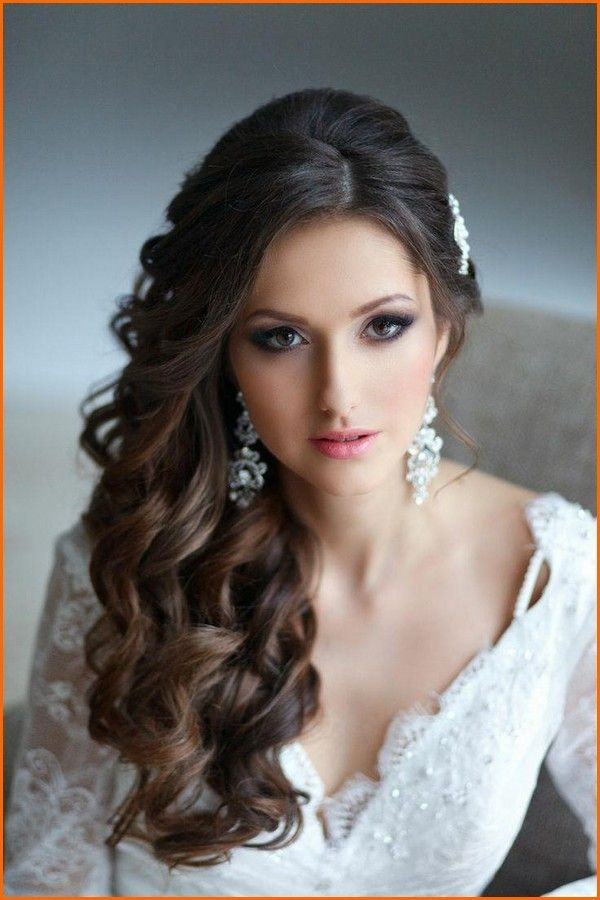 Wedding Hairstyles Round Face  20 Wedding Hairstyles for Round Faces Ideas