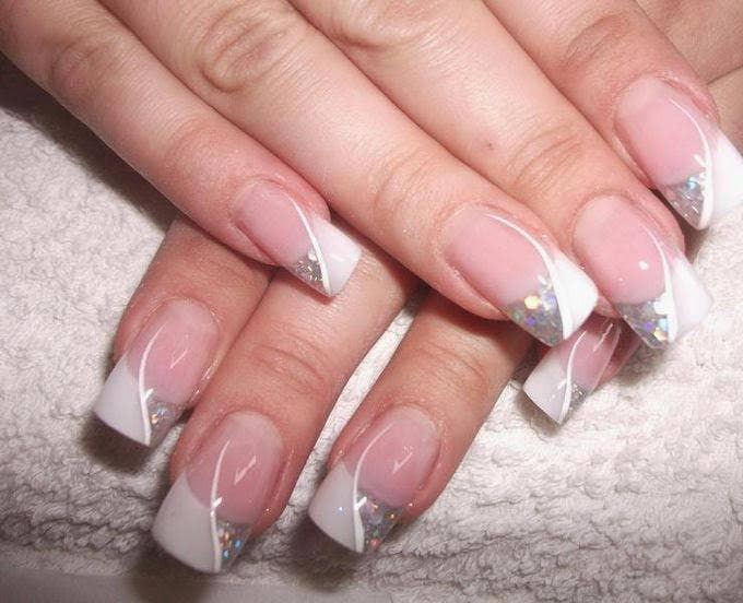 Wedding Nails Gel  28 Amazing Wedding Nail Designs for Every Bride