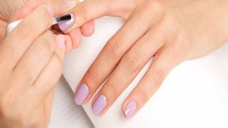Wedding Nails Gel  20 Gorgeous Wedding Nail Designs for Brides The Trend