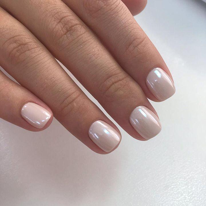 Wedding Nails Gel  The 35 Prettiest Wedding Nail Colors