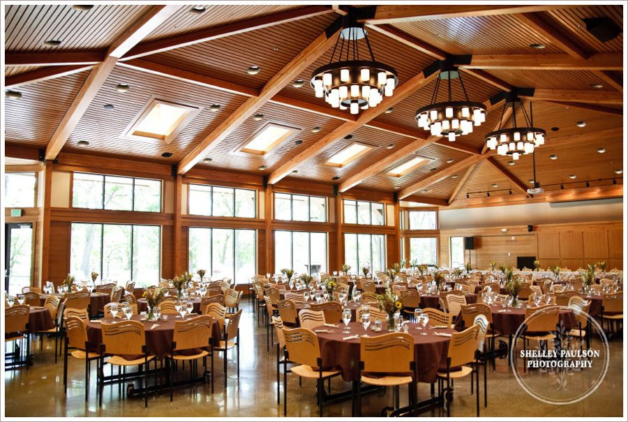 Wedding Venues Mn  Silverwood Park Three Rivers Great Hall Reception