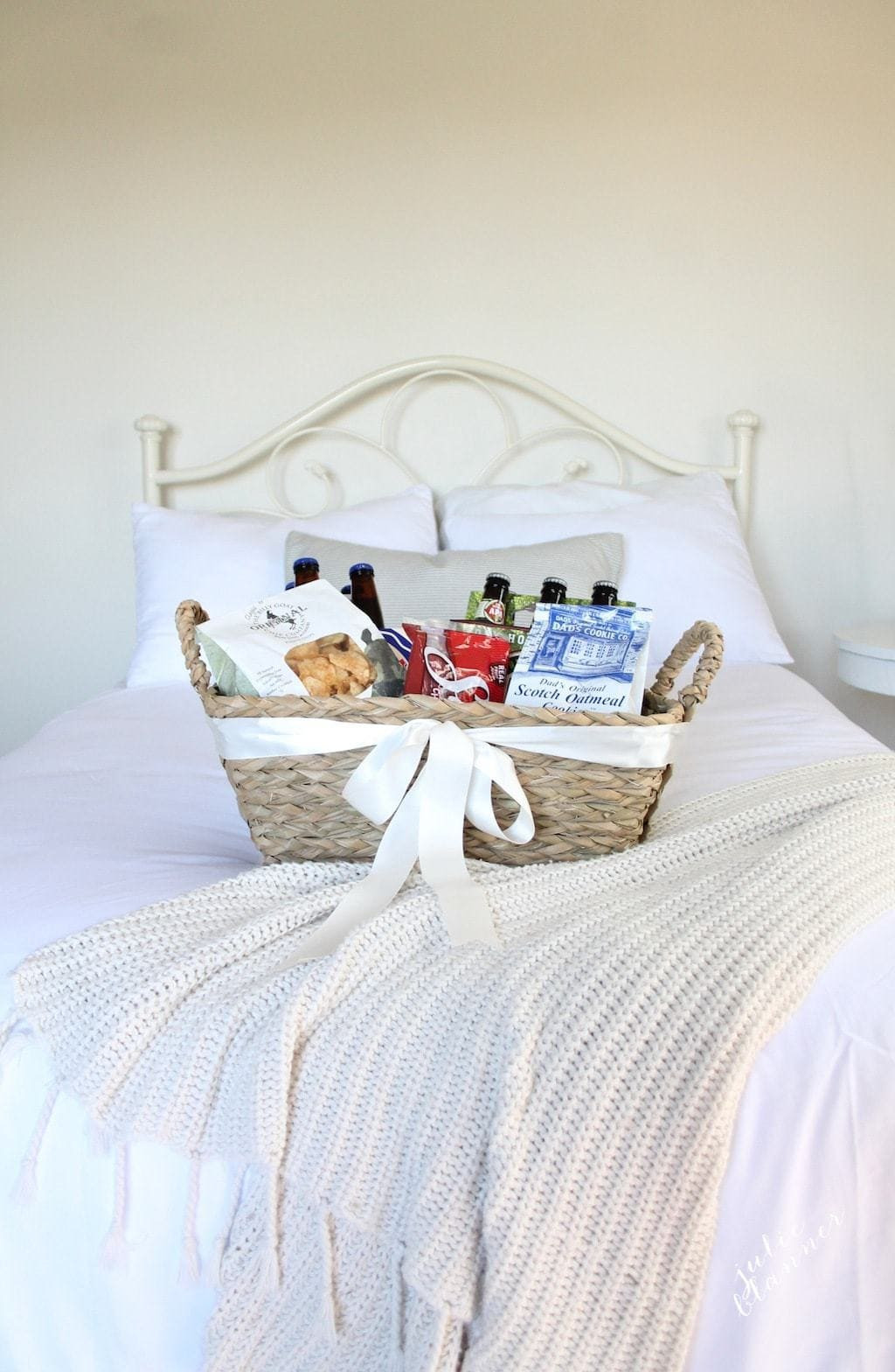 Welcome Gift Basket Ideas  Preparing for Guests